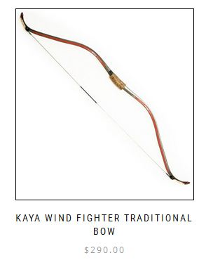 Buy traditional bows at most affordable rates only at Traditional-archery.com.au
