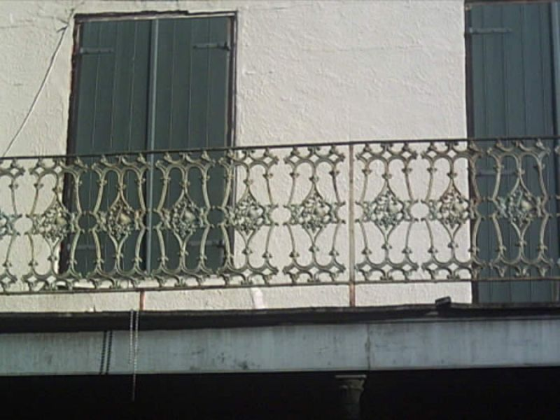 Iron Exterior Railings, Iron Safety Railing, Iron Railing Manufacturer