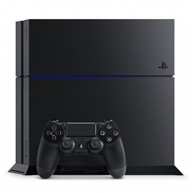 Model PlayStation 4 Console Jet Black 500GB