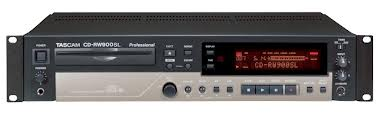 Tascam CD-RW900SL MP3 Playback