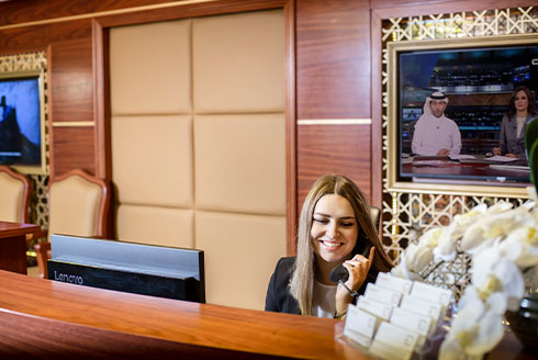 Virtual Office in Dubai | The Executive Lounge