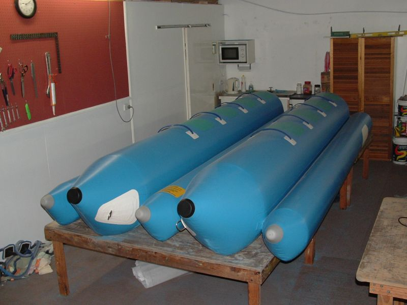 Inflatable Boat Builder/Repairer