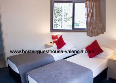 Backpackers hostels accommodation in Valencia- hostel-guesthouse-valencia.com - 12.50€- from Google