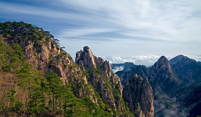 【Travel Spot】Chinese Yellow Mountain (Huangshan)