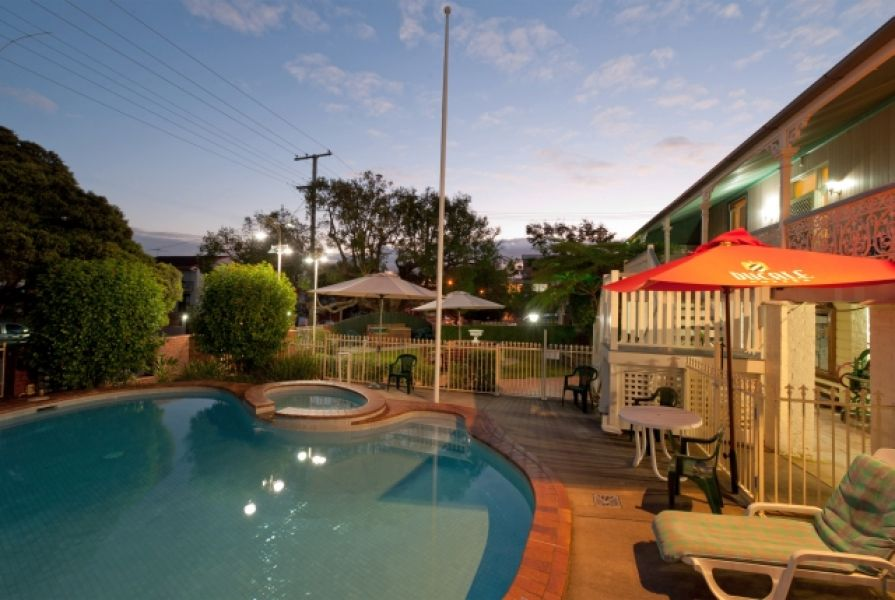 Looking for Top Motel in Brisbane - Airport Wooloowin Motel