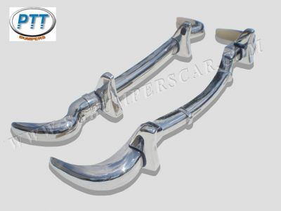 Stainless Steel Bumper for Mercedes 190SL 55-63