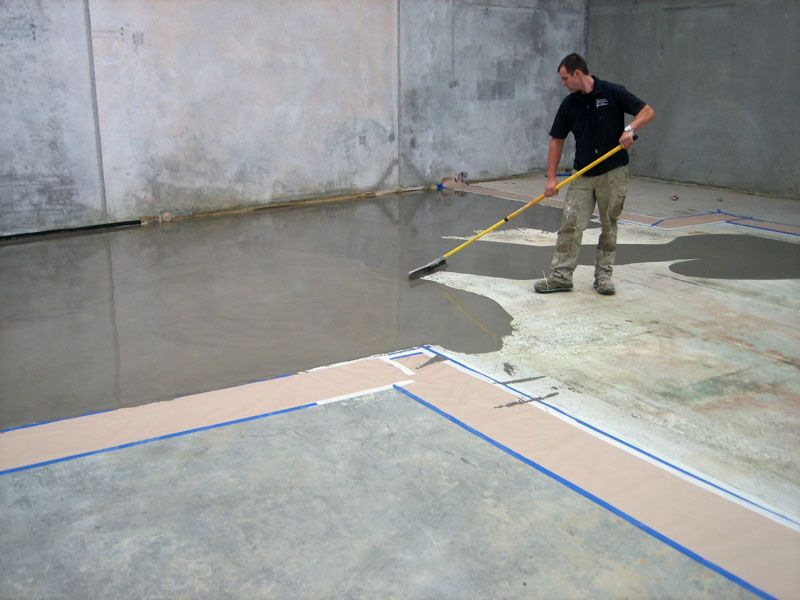Affordable Polished Concrete Floor Finishing