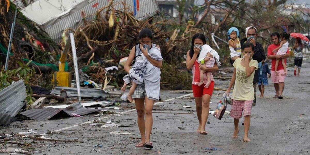Typhoon Orphans Phil. GAPP Non Profit