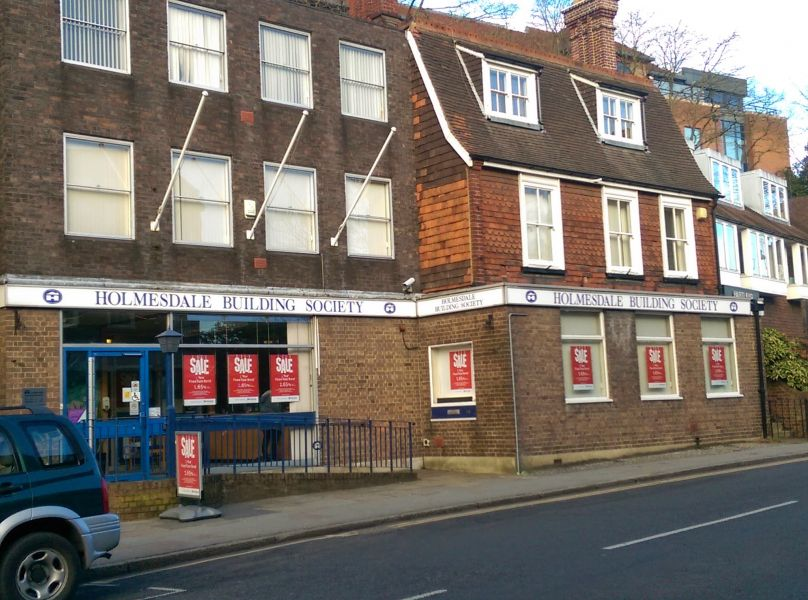 Holmesdale Building Society-TW100211121679