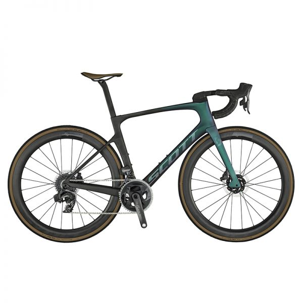 2021 Scott Foil 10 Road Bike (IndoRacycles)