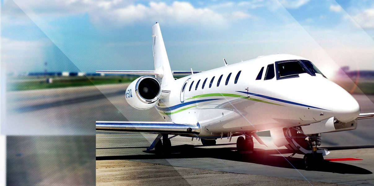 Hire Private Turbo Prop & Piston Jets Aircraft at ACJC