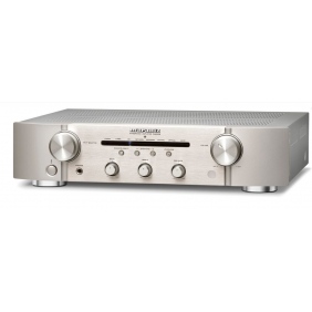 Marantz PM6005 Integrated Amplifier Silver HiFi Audio Award Winner Stereo