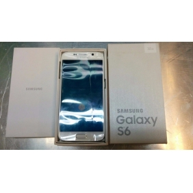 Samsung S6 Edge 128 GB White New Unlocked