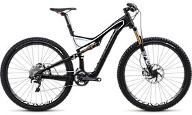 NEW 2013 SPECIALIZED S-WORKS STUMPJUMPER FSR CARBON