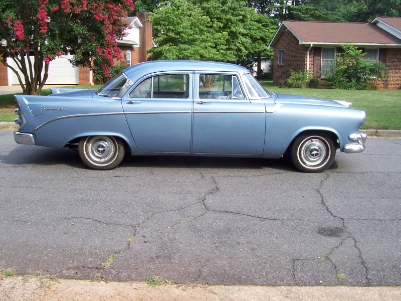 1956 dodge coronet sedan for sale