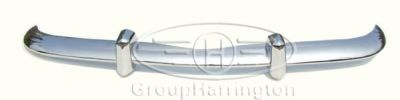 VW Karmann Ghia KG early type 1956-1971 brand new stainless steel bumpers