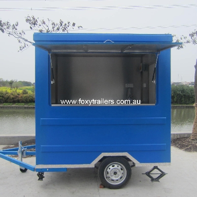 Food Cart Trailer (2200 x 1600 x 2100mm) for Sale in Sydney