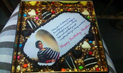 Gift customized chocolates to your friends India
