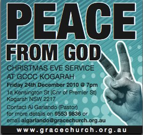 Christmas Eve Gathering at Grace Church Kogarah
