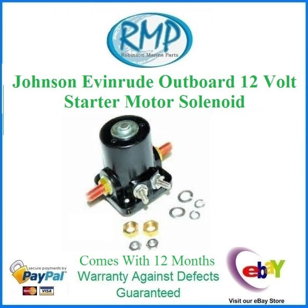 Brand New Outboard Motor Parts